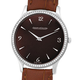 Jaeger-LeCoultre Master Control 145.8.79.S Stainless Steel Automatic 34mm Unisex Watch