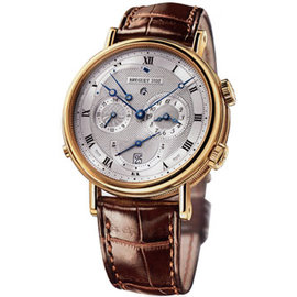 "Breguet ""Classique Alarm Le Reveil du Tsar""18K Yellow Gold Watch"
