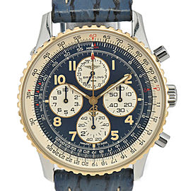 BREITLING Navitimer Airborne K18 Bezel Automatic Men's Watch