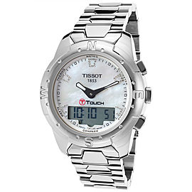Tissot T-Touch II Titanium Quartz 43mm Mens Watch