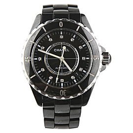 Chanel J12 H0685 38mm Mens Watch