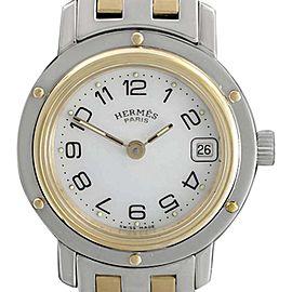Hermes Clipper Cl4.220 24mm Womens Watch