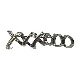 Tiffany & Co. Sterling Silver Paloma Picasso Hugs and Kisses Brooch