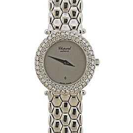 Chopard Gold Diamond Ladies Watch