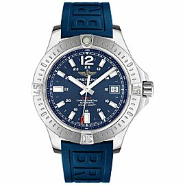 Breitling A1738811-C906-158S Colt Automatic Men's Blue Watch