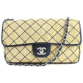 Chanel Zippy Wallet Cc Logo Caviar 230006 Beige Leather Wristlet
