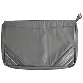 Chanel Clutch Chevron 63cca730 Black Laptop Bag