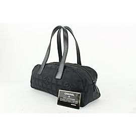 Chanel New Line Long Boston Bag 915cas78