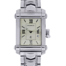 Philippe Charriol Columbus CCSTRH8 Stainless Steel 25mm Unisex Watch