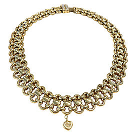 Chopard Jewel Set 18 Krt – Necklace & Bracelet with Diamonds