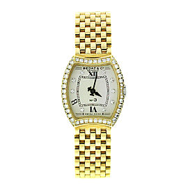 Bedat & Co. 18k Yellow Gold and Diamonds Ref 304 Ladies Watch