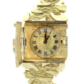 Baume & Mercier 14k Yellow Gold Ladies Watch