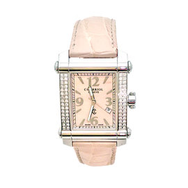 Charriol Columbus COR813872036 34mm Unisex Watch