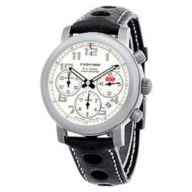 "Chopard ""Mille Miglia"" Chronograph Titanium Watch"