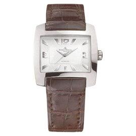 Baume & Mercier Hampton Spirit 8254 Stainless Steel 27mm Mens Watch