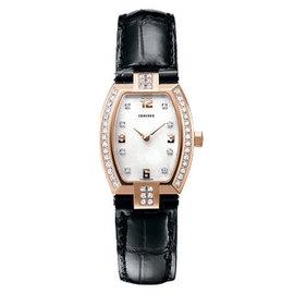 Concord La Scala 18K Rose Gold Womens Watch