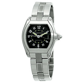Cartier Roadster W62002V3 Stainless Steel Automatic 35mm Mens Watch