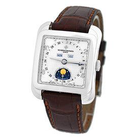 "Vacheron Constantin ""Toledo 1952"" Triple Calendar 18K White Gold Strapwatch"