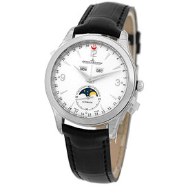 Jaeger-LeCoultre Master Calendar Q1558420 Moonphase Stainless Steel 39mm Watch