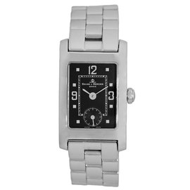 Baume & Mercier Hampton Stainless Steel Dress 20.4mm X 26mm Watch
