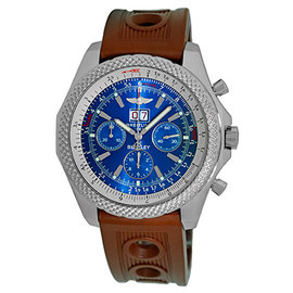 Breitling Bentley A44364 Stainless Steel Automatic 48.7mm Mens Watch