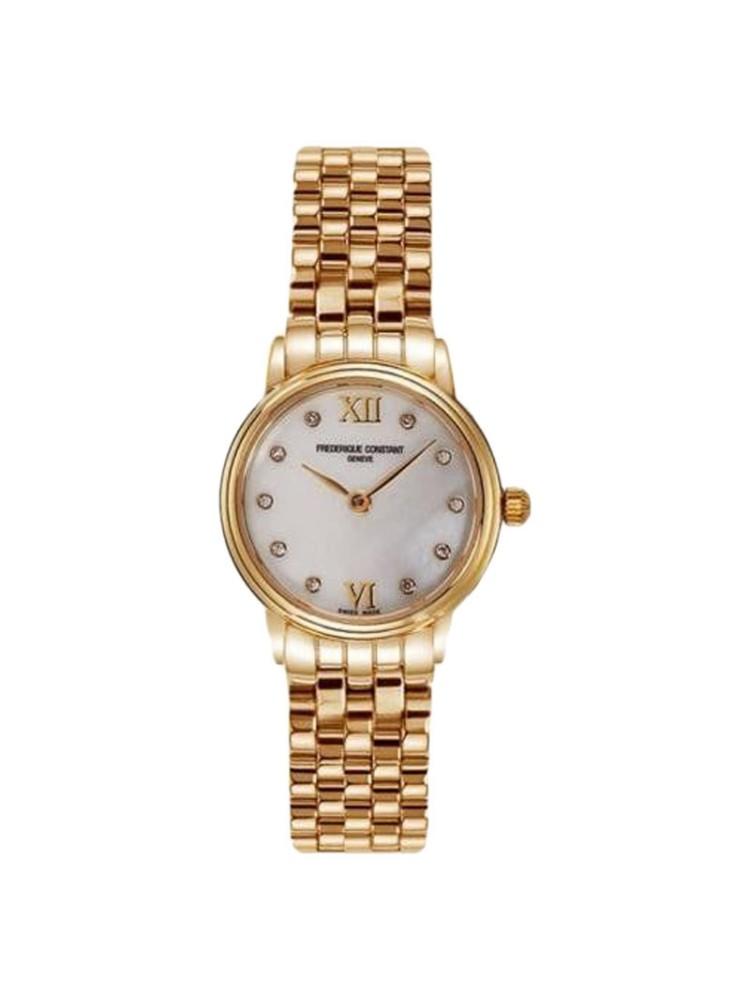 Frédérique Constant Slim Ladies FC-200MPWDS5B 23mm Watch