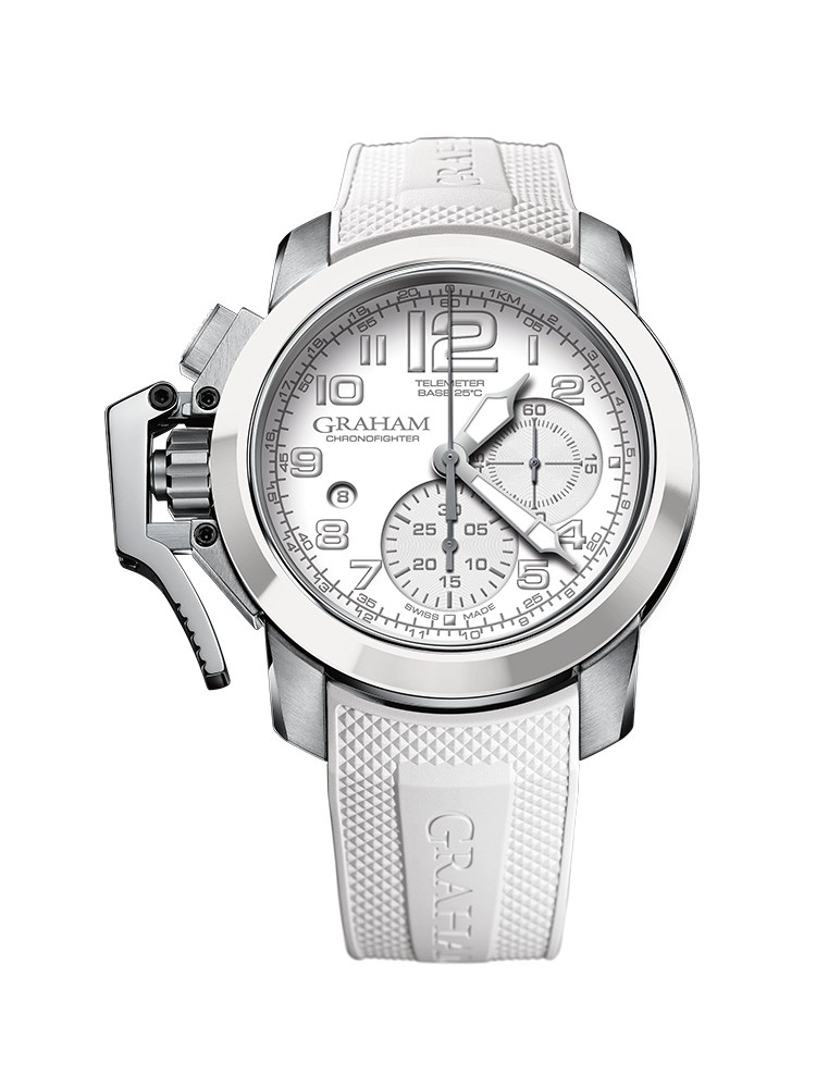 Graham Chronofighter Target 2CCAD.W02A.K102N 47mm Mens Watch