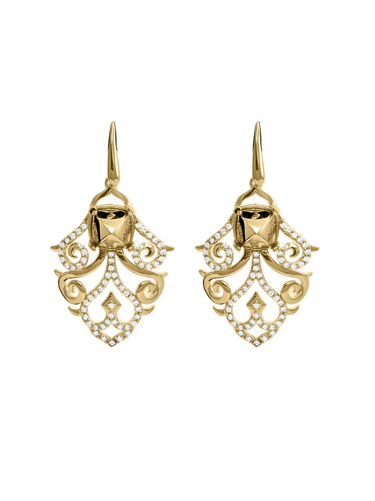 Dorona Earrings