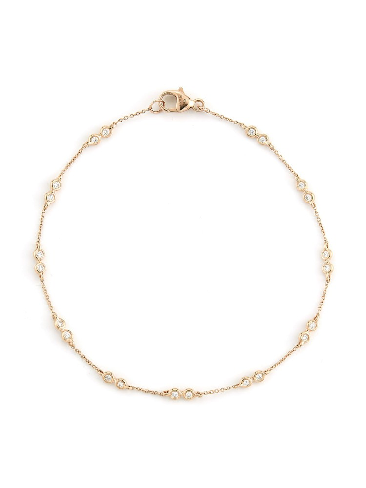 Lulu Jack 14k Yellow Gold Bracelet