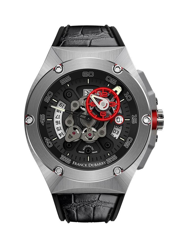 Franck Dubarry Crazy Wheel CW-0401 43.5mm Unisex Watch