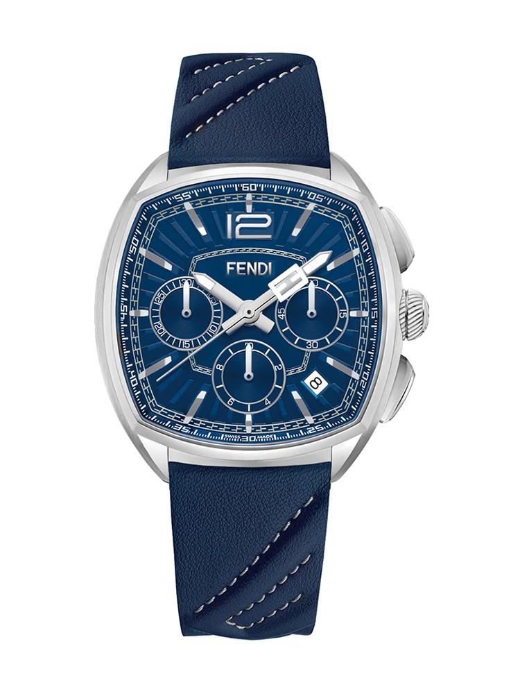 Fendi Timepieces Momento Fendi F224013031 44mm x 47.8mm Mens Watch