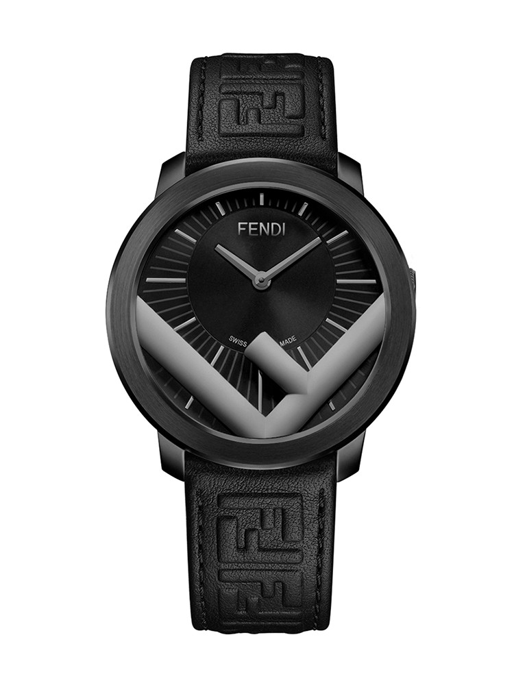 Fendi Timepieces Run Away Man F712611011 41 mm Mens Watch