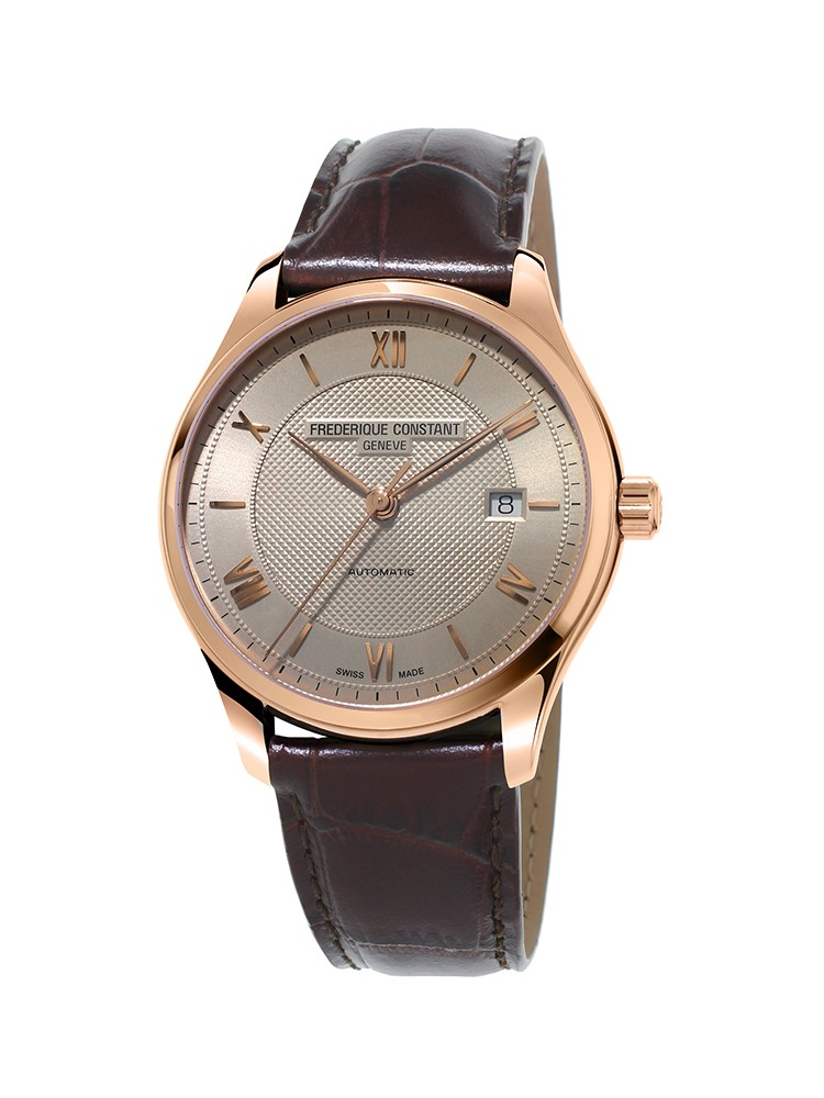 Frederique Constant Clearvision & Classics Index Automatic FC-303MLG5B4