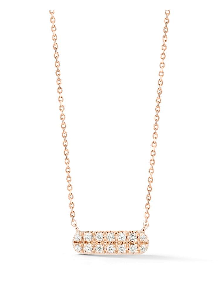Sylvie Rose Mini Bar Necklace