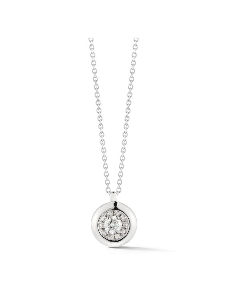 Lauren Joy 14k White Gold Necklace