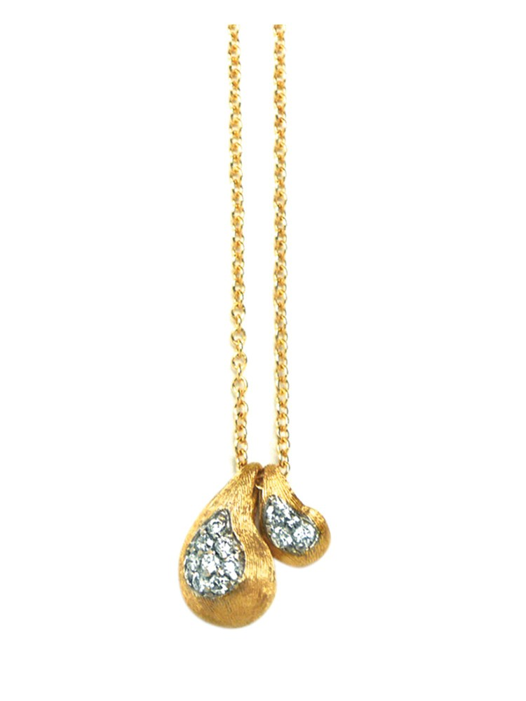 Cachemire Gold 18kt Necklace