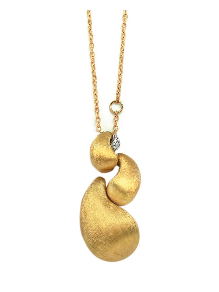 Cachemire Gold 18kt Necklace