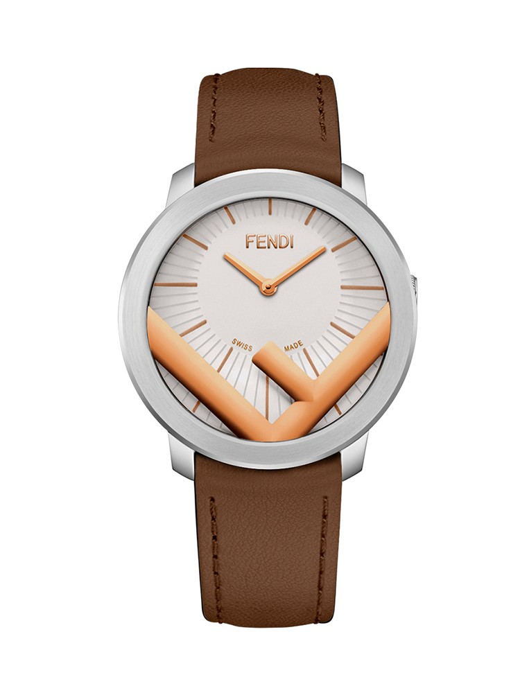 Fendi Timepieces Run Away Man F710214021 41 mm Mens Watch
