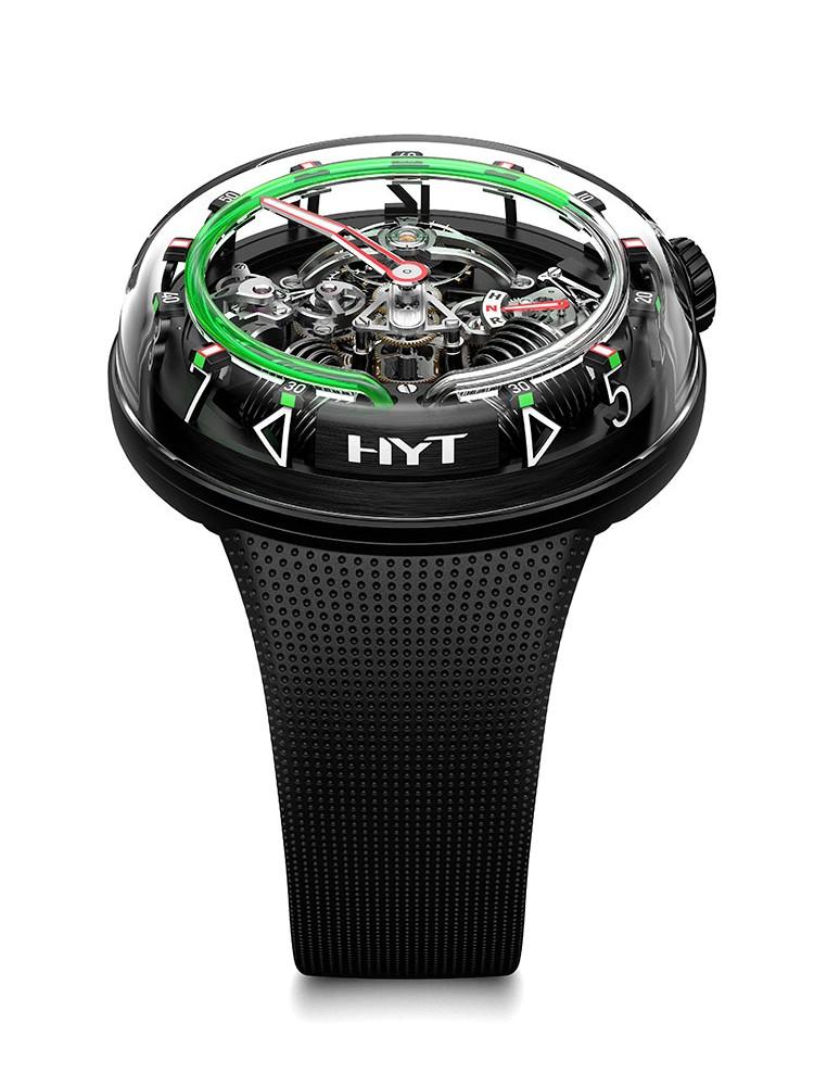 HYT H20 Black 251-AD-46-GF-RU