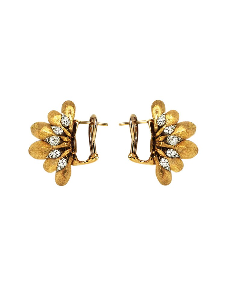 Trasformista Gold 18kt Earrings