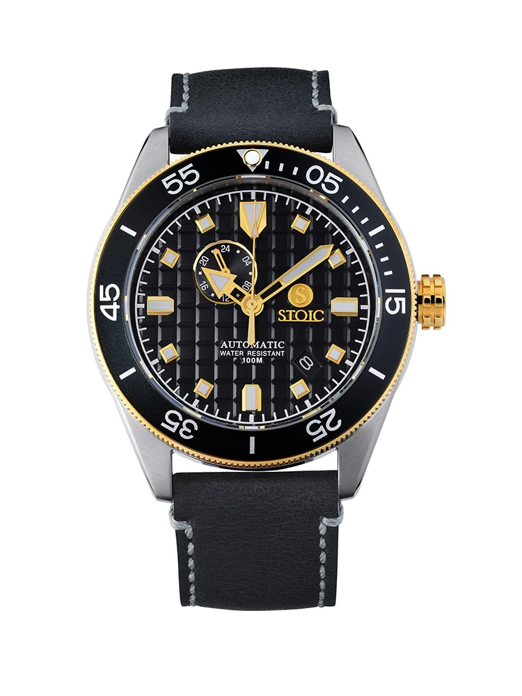 STOIC The Sports Watch (#1) MS1 43.50mm Mens Watch