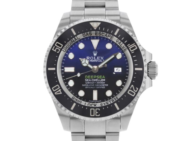 """Rolex Deepsea Sea-Dweller """"James Cameron Watch"""" 116660 44mm Mens Watch"""