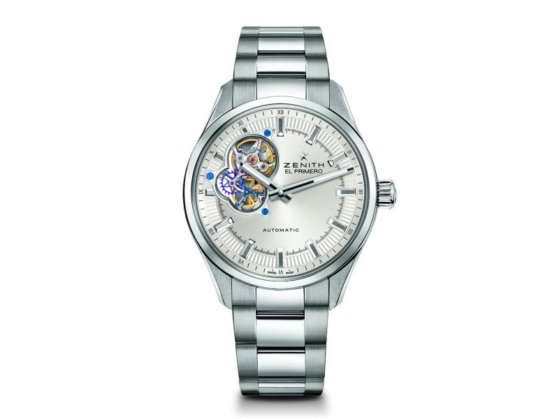 ZENITH El Primero Synopsis 03.2170.4613/02.M2170 Steel Bracelet 40mm Mens Watch