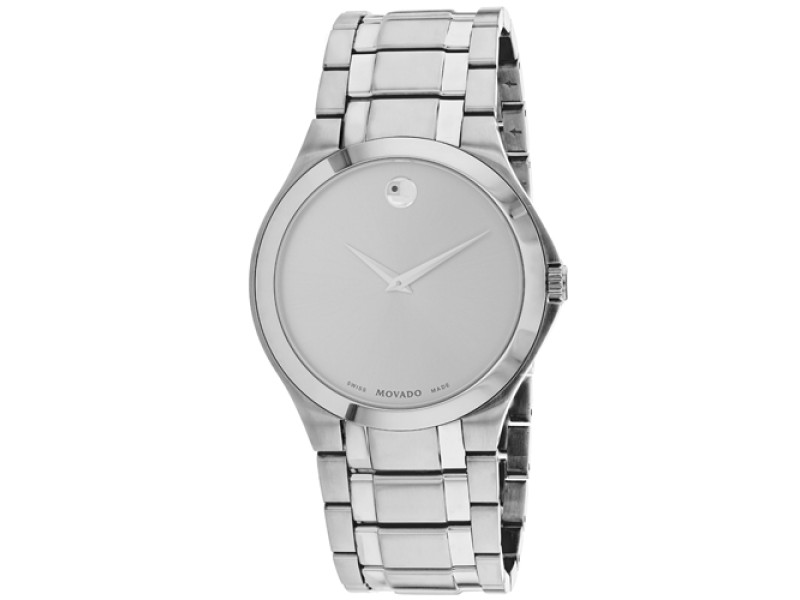 Movado Swiss Collection 606782 40MM Mens Watch
