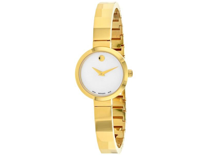 Movado Novella 607111 24mm Womens Watch