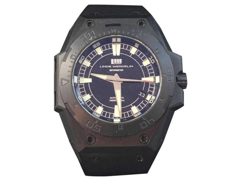Linde Werdelin Hard Black II HBII.2.6 Limited Edition 46mm Mens Watch