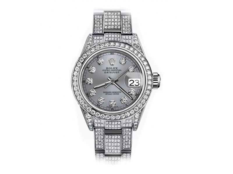 Rolex Datejust 178274 31mm Womens Watch