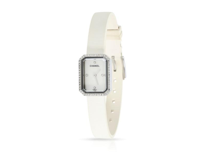 Chanel Premiere H2433 Women's Watch in  Stainless Steel