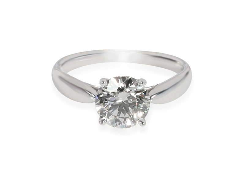 Tiffany & Co. Harmony Diamond Engagement Ring in  Platinum I VS2 1.22