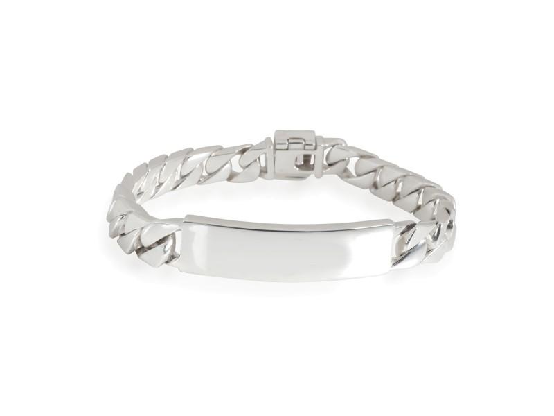 Tiffany & Co. ID Tag Bracelet in  Sterling Silver